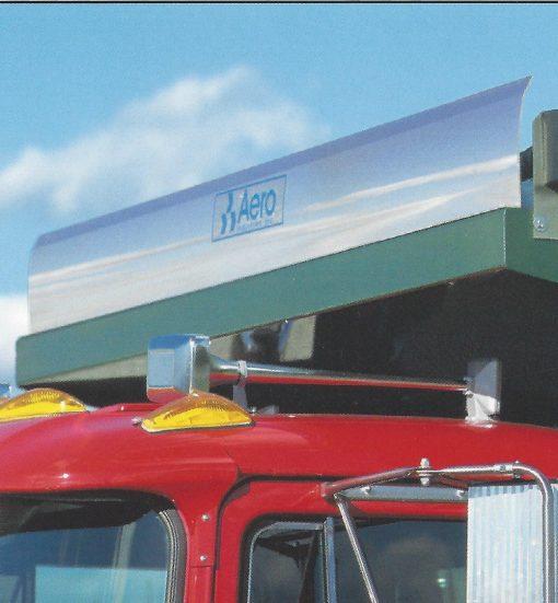 Wind deflector kit, Aero Economy Easy Cover