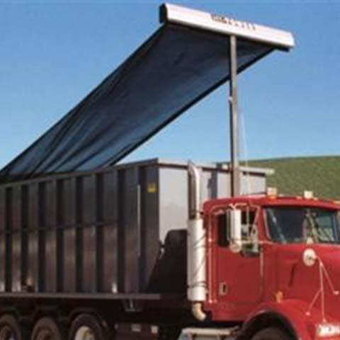donovan roll off tarp systems parts