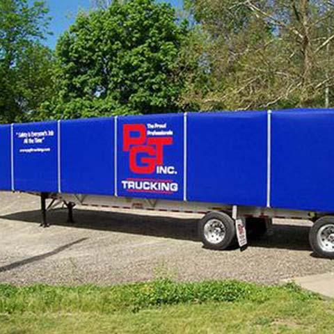 Merlot Flatbed Tarping Systems Parts Truck Tarps Tarpguy