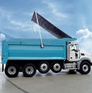 Heavy Duty Dump Truck Tarps