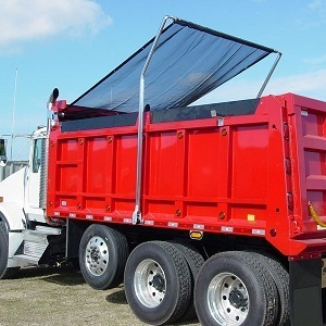 Flip Tarp Systems for Dump Trucks