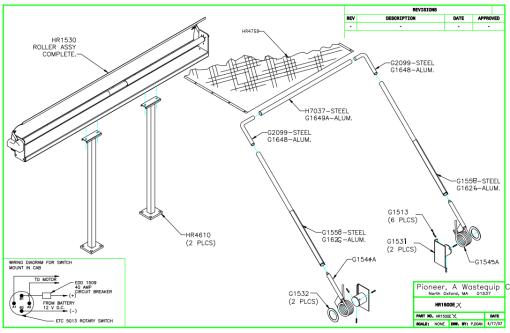 HR1500EX/EXAL Schematics