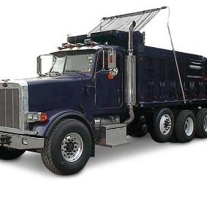 Flip Tarp Systems for Dump Trucks