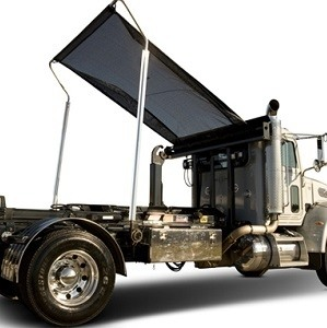 Pioneer HR1500H Tuff Tarper for single axle roll-off trucks