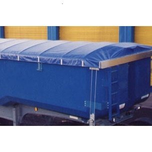 Accordion Style Cable Tarp Systems