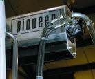 Pioneer hyrdraulic tarp motor.