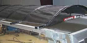 Pulltarps, Top Slider with an anti-pollution mesh tarp