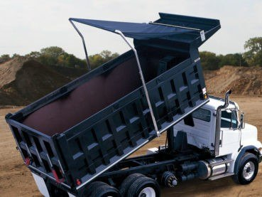 Truck Tarps |  Dump Truck Tarp Systems & Trailer Tarps