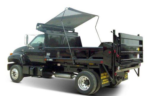 Pioneer EDD1000 electric flip tarp system