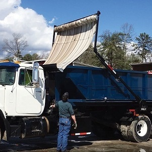 Donovan SWAT Automatic Tarp System for Roll-Off Trucks