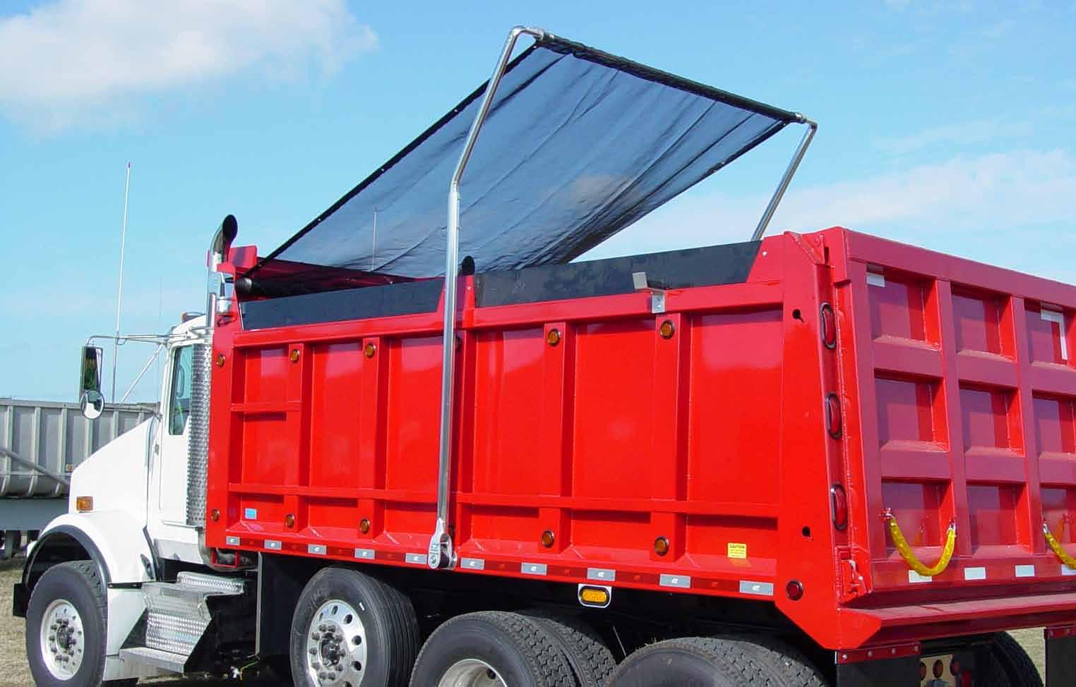 Dump Truck Tarp Systems