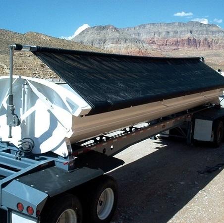 Side Dump Roll Tarp Systems