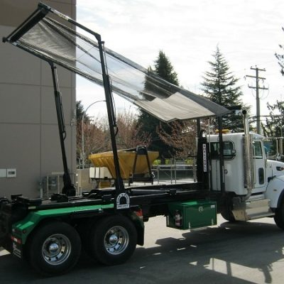 roll off tarp systems