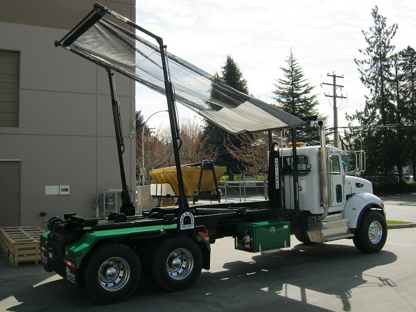 Roll Off Tarp Systems | Fully Automatic Auto Tarper